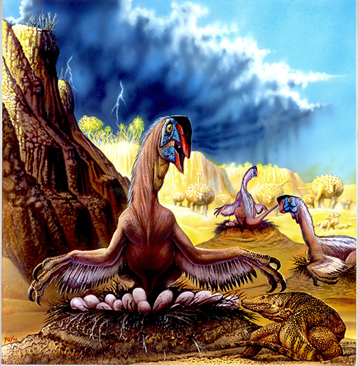 Oviraptor Trilogy Pt2 copy2