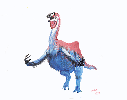 Deinocheirus NEW