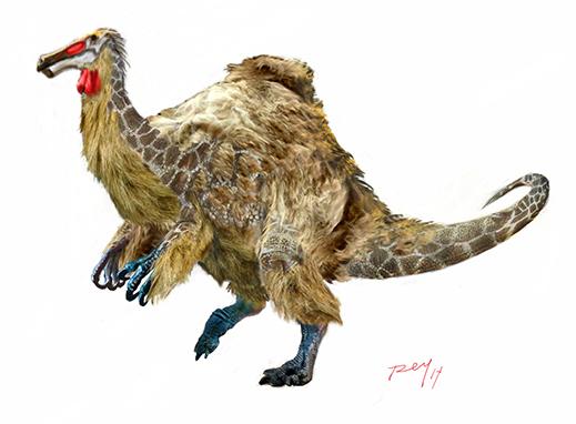 Deinocheirus FinalB