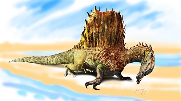 Spinosaurus WalrusB