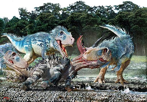 T rex CarcassB