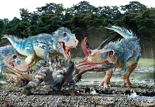 Výsledek obrázku pro Tyrannosaurus