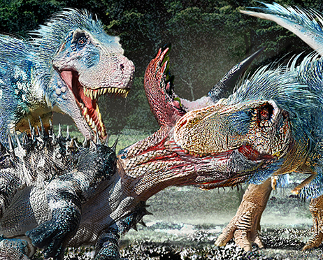 T rex CarcassBCU